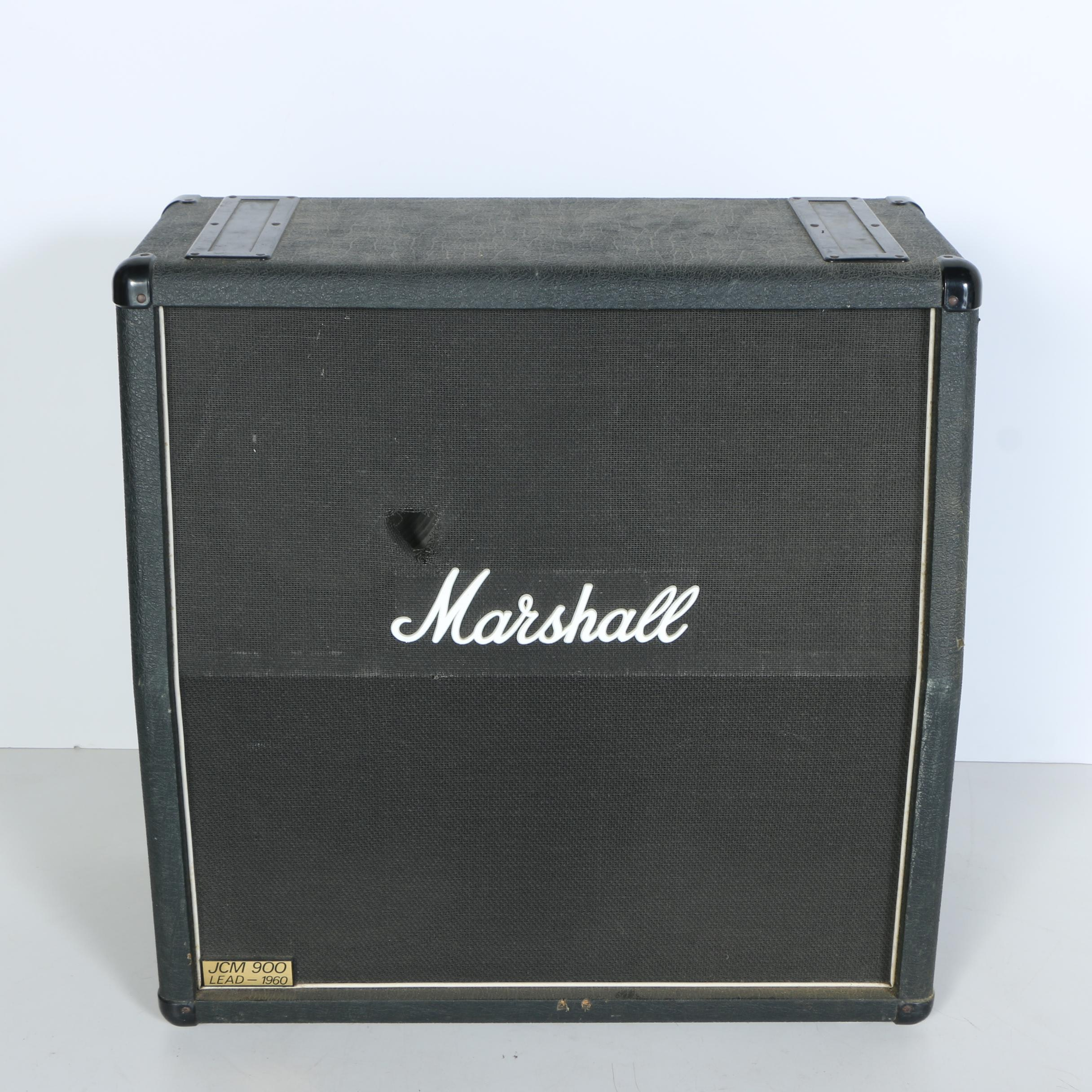 "Marshall ""JCM 900 LEAD - 1960A"" Cabinet"