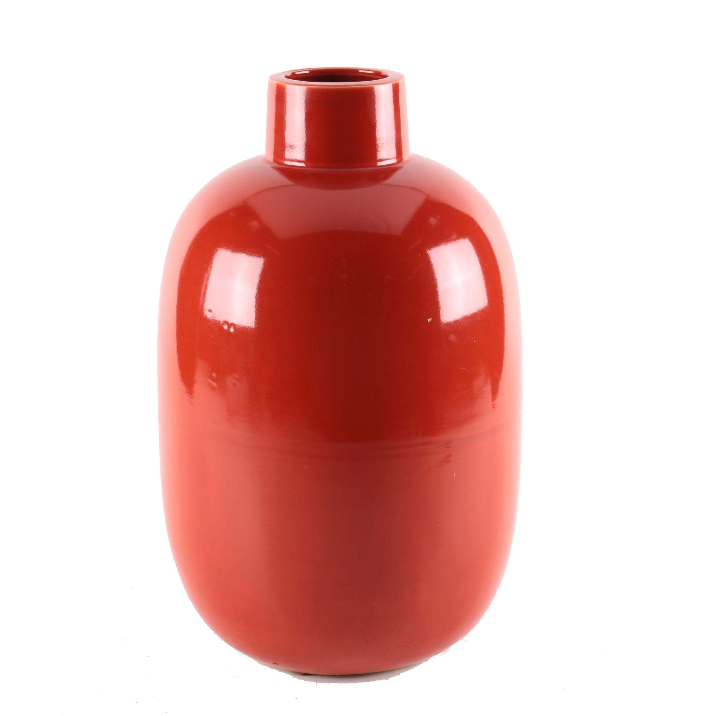 Mid Century Modern Style Ceramic Vase