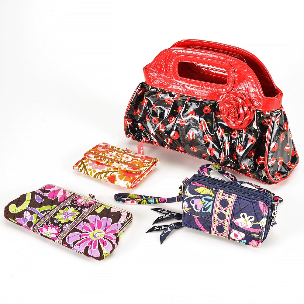 Vera Bradley Handbag and Wallets