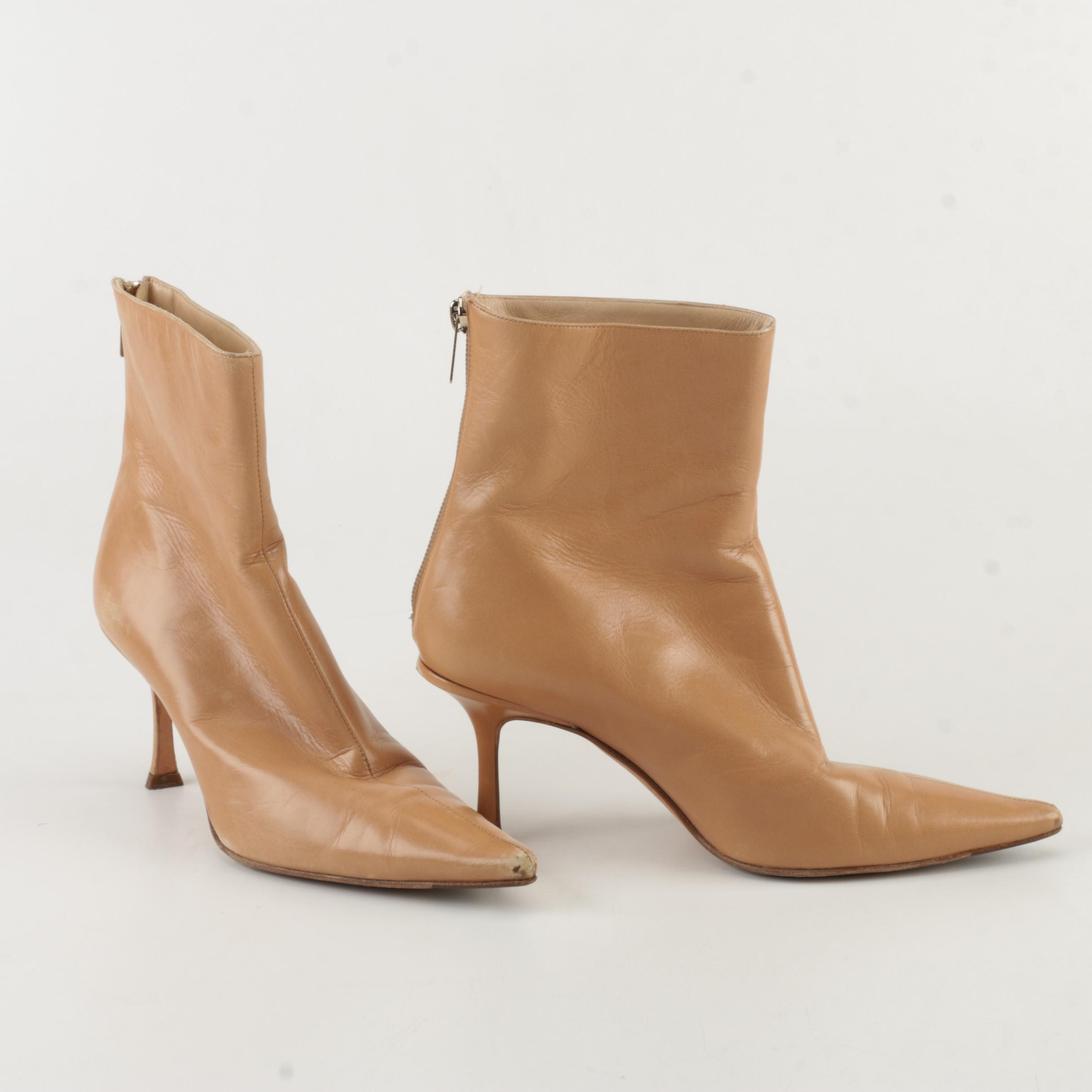 Jimmy Choo London Ankle Boots