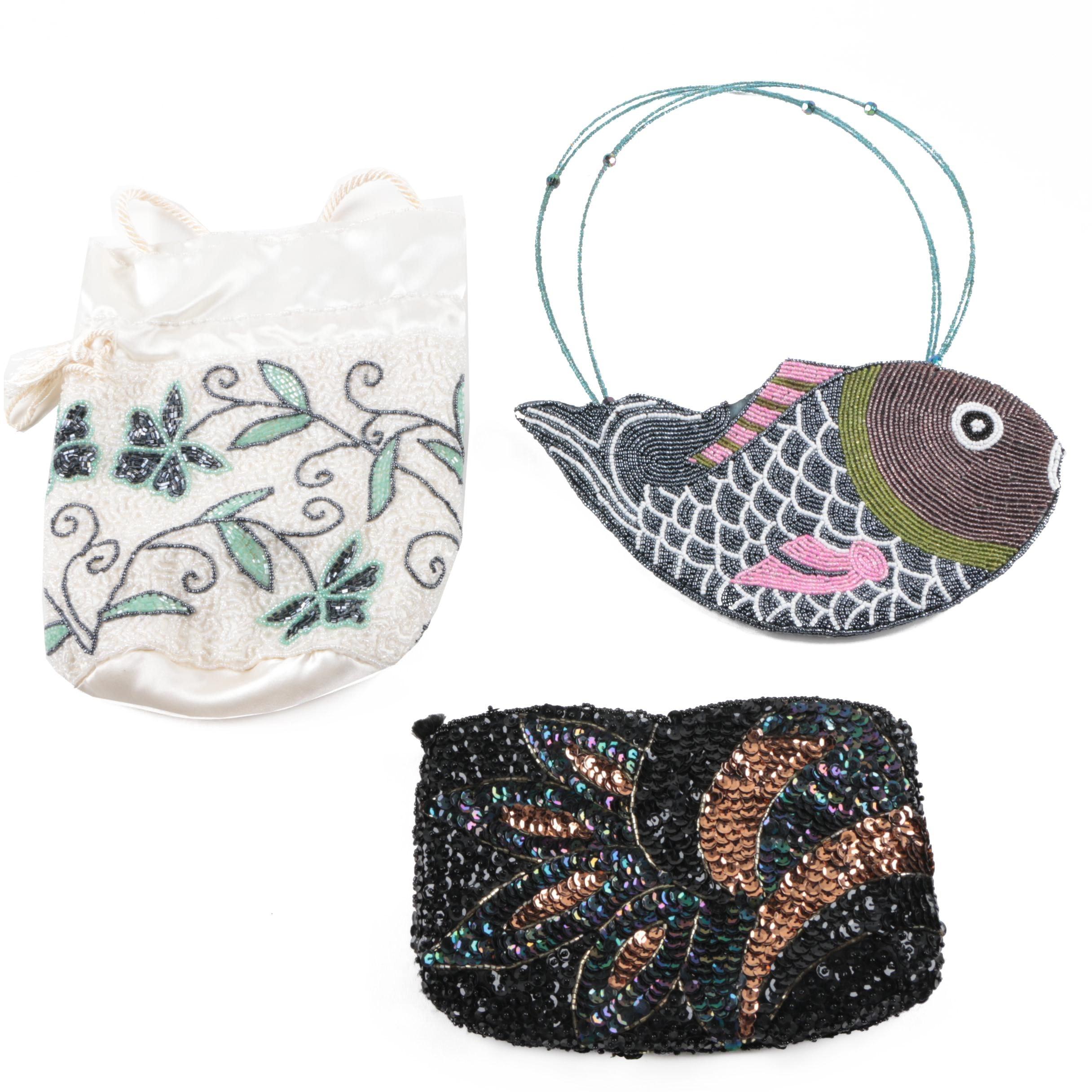 Embellished Occasion Handbags