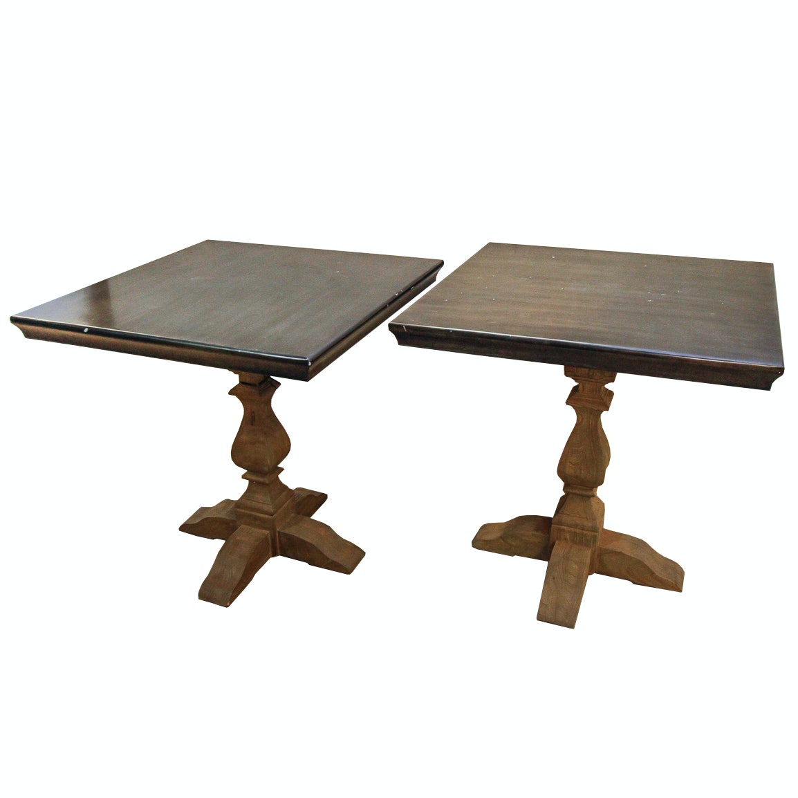 Pair of Café Tables