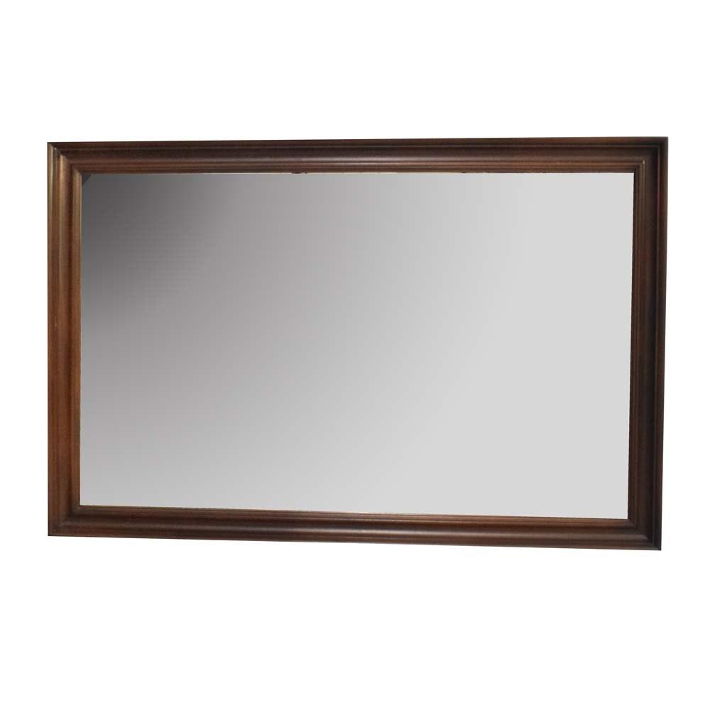Henkel Harris Virginia Galleries Mahogany Dresser Mirror