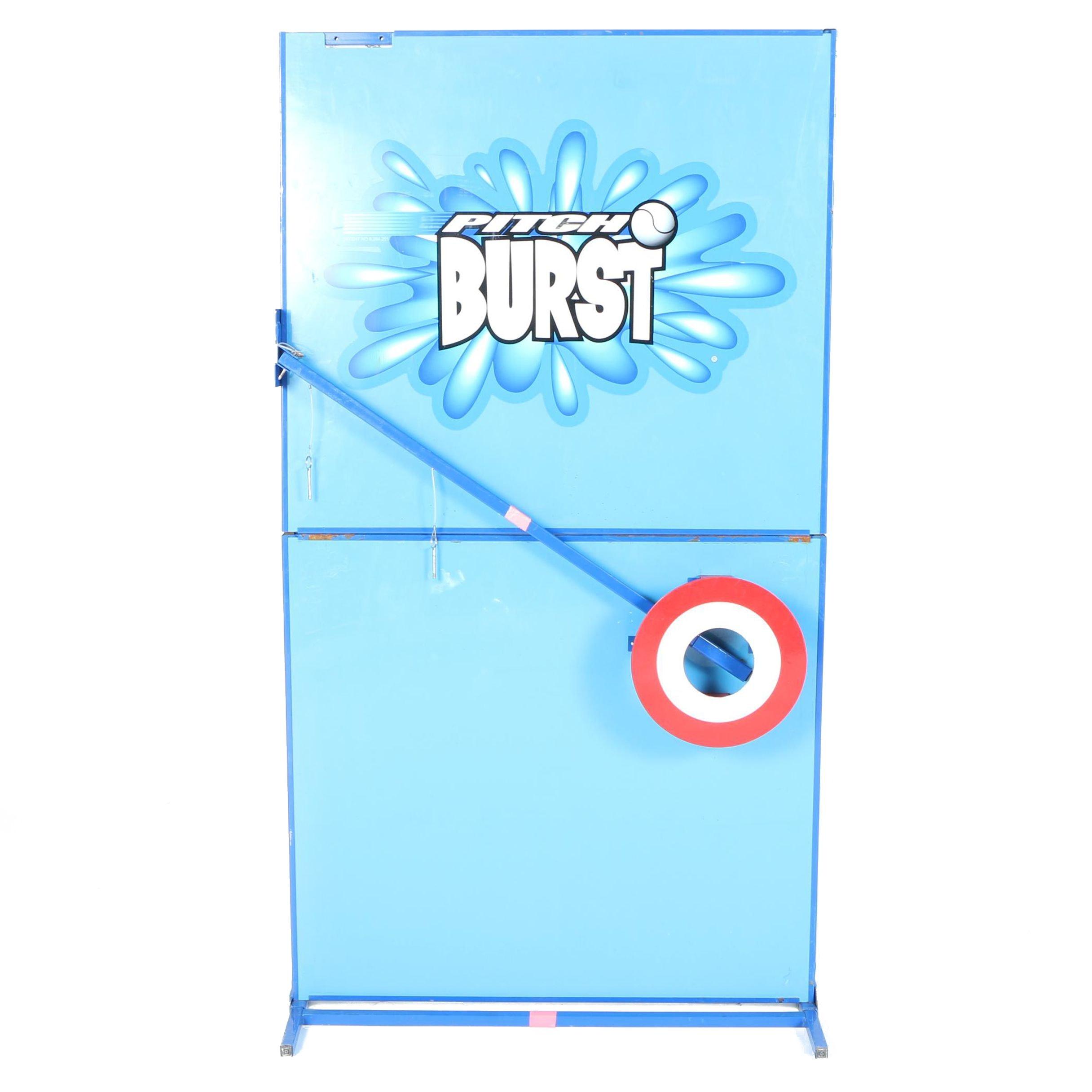 """Pitch Burst"" Carnival Game"