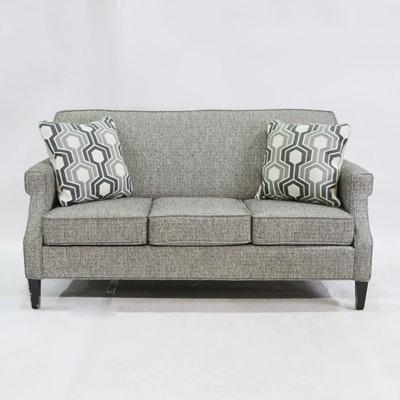Lancer Gray Tweed Sofa ...