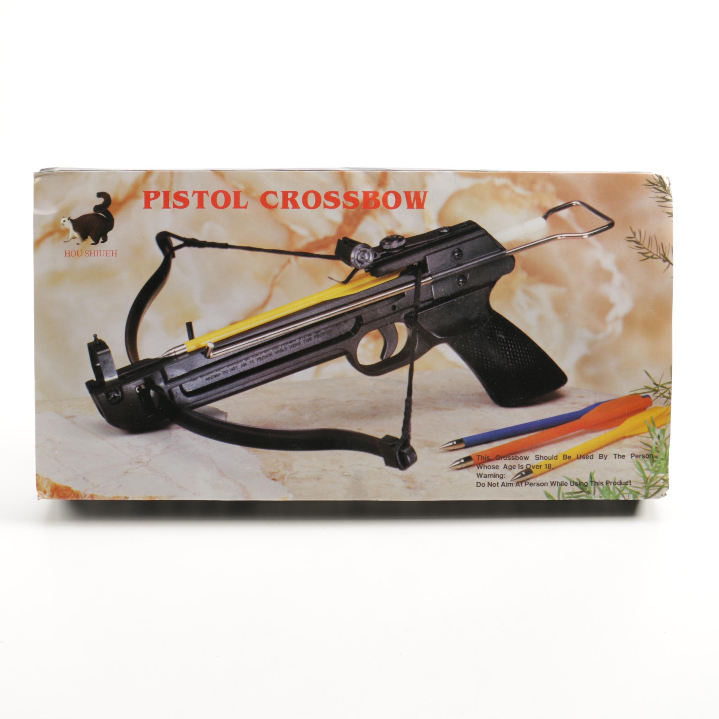 Hou Shiueh Pistol Crossbow