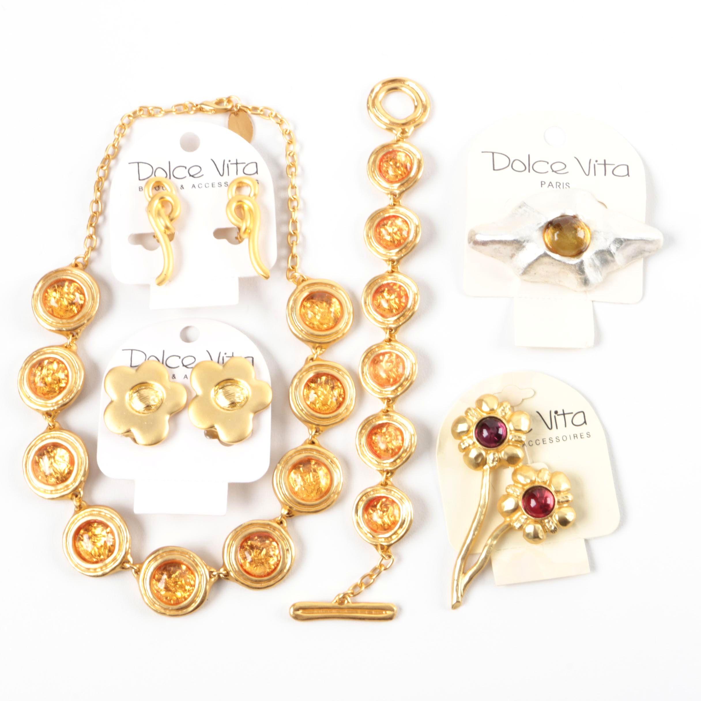 Paris Dolce Vita Jewelry set