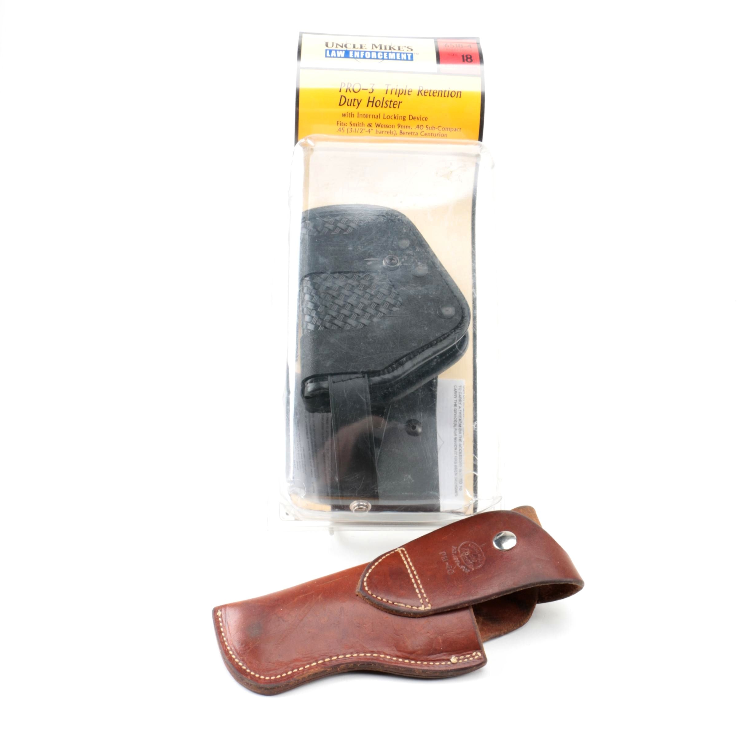 Bucheimer and Uncle Mike's Gun Holsters