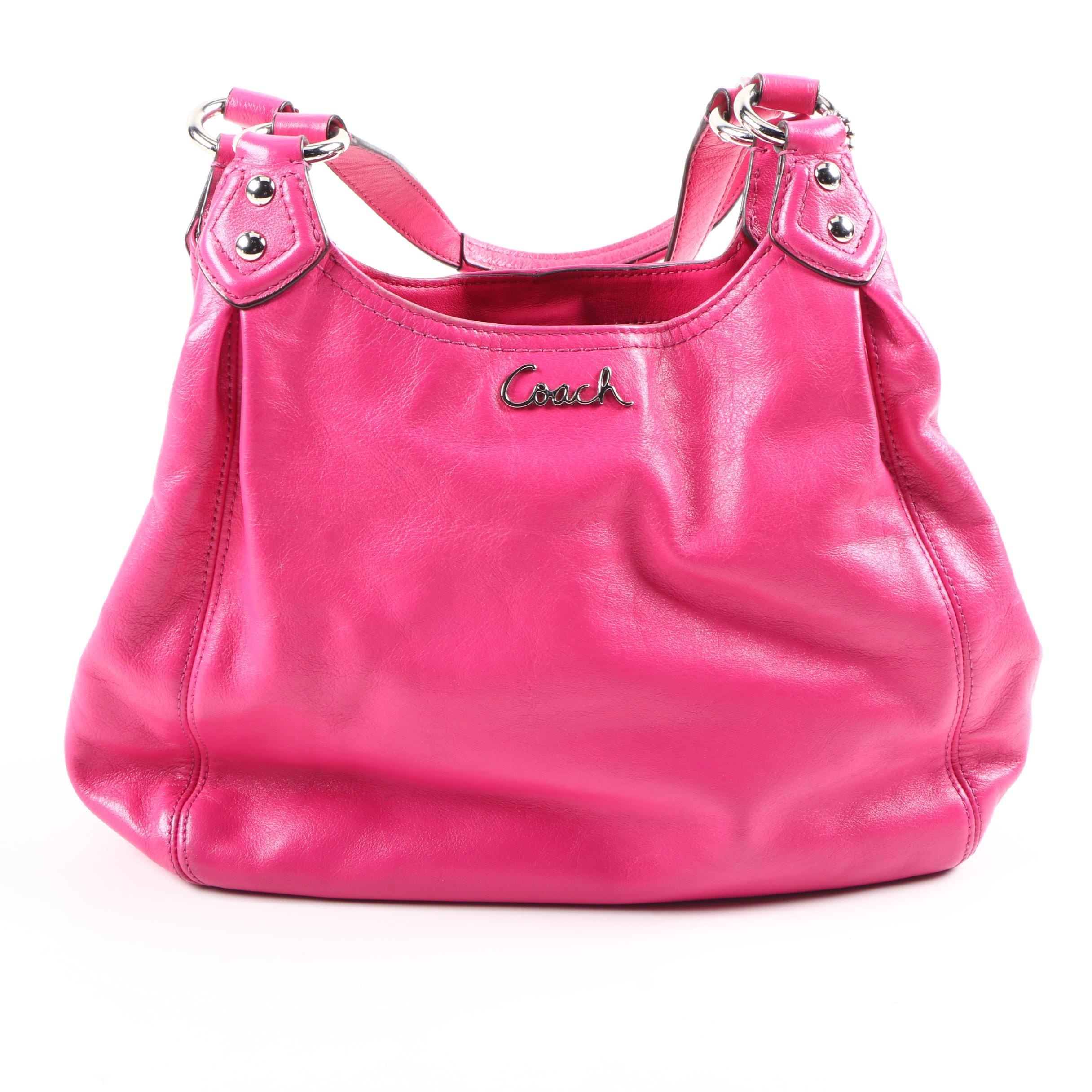 Coach Ashley Soho Leather Handbag