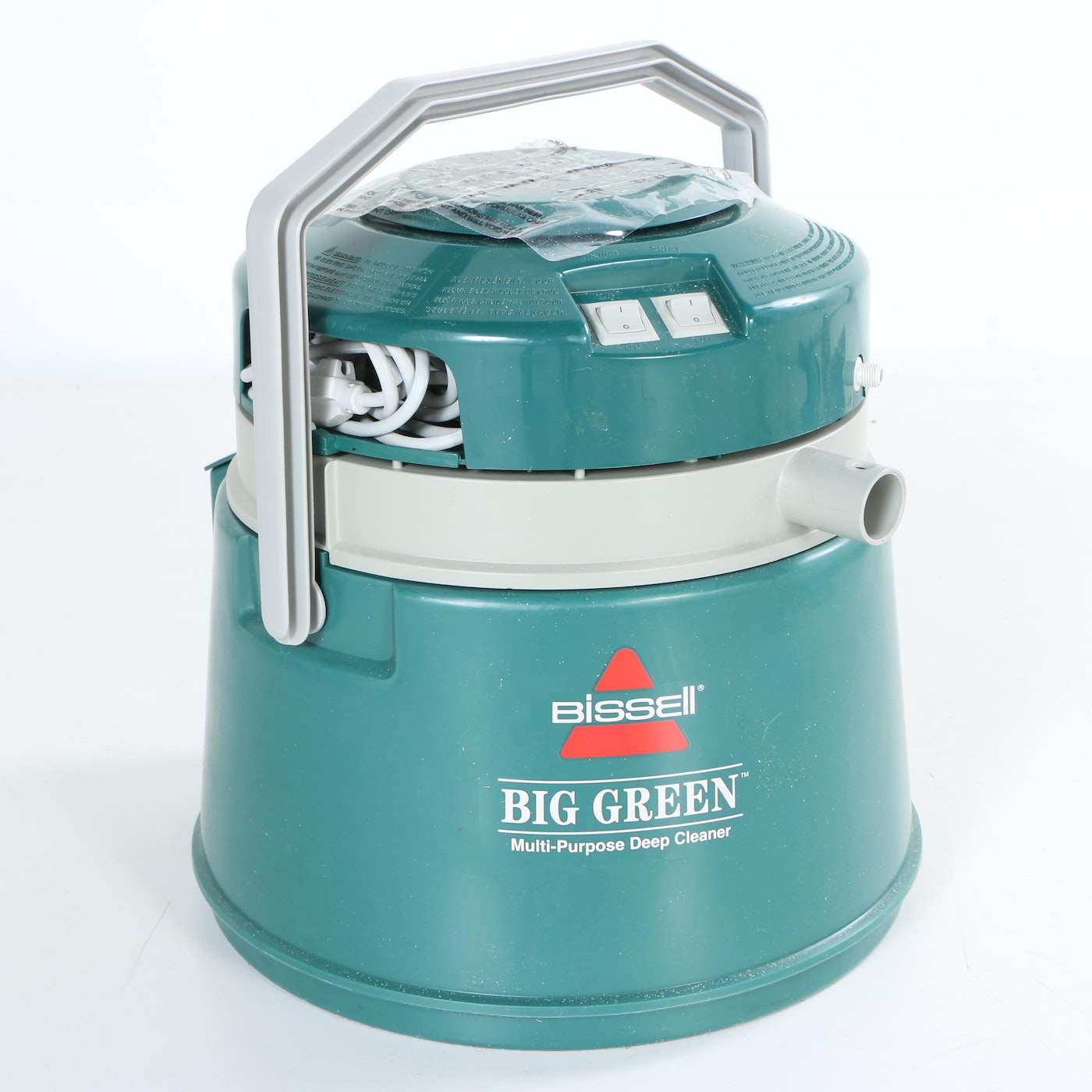 Bissell Big Green Multi Purpose Deep Cleaner Ebth