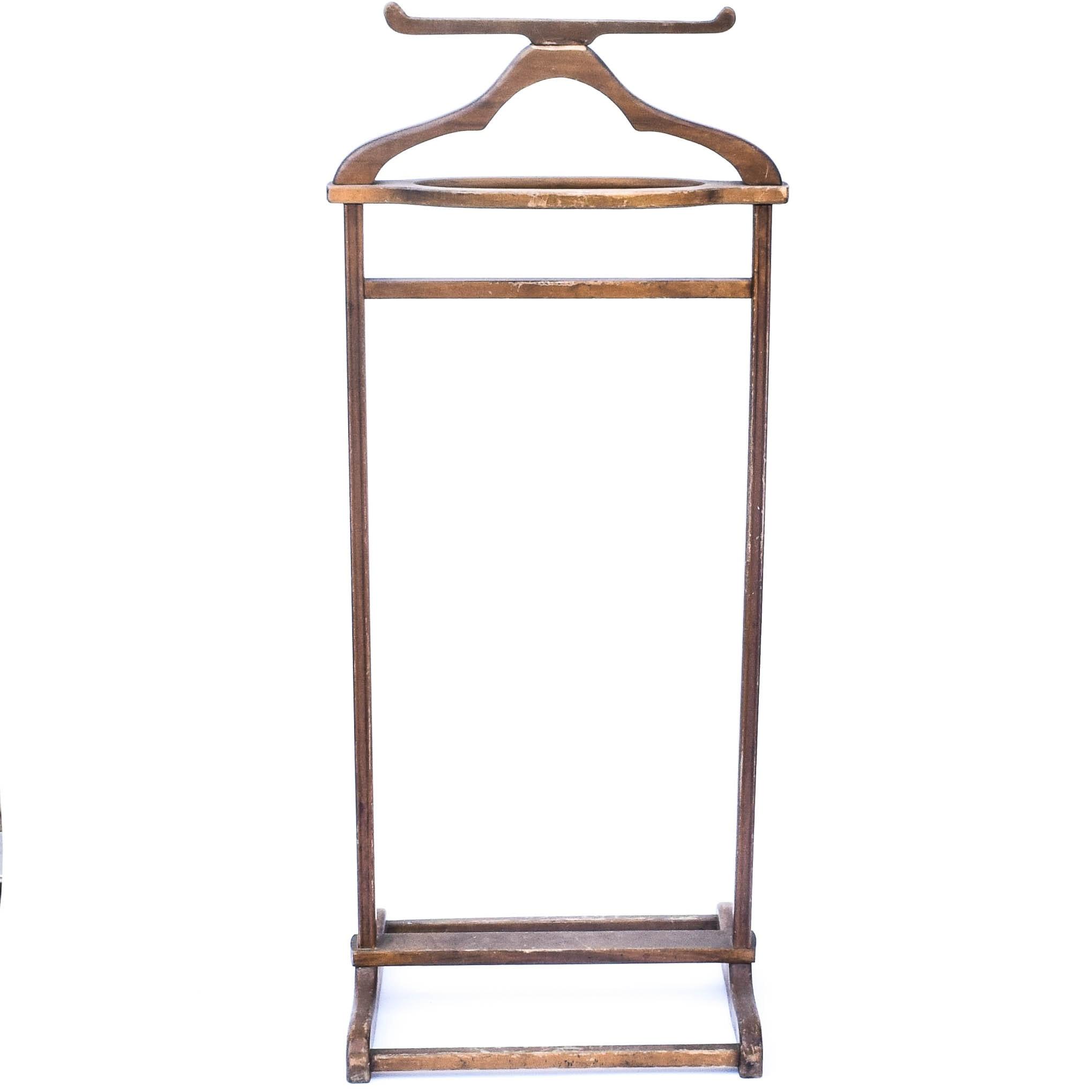 Vintage Valet Stand