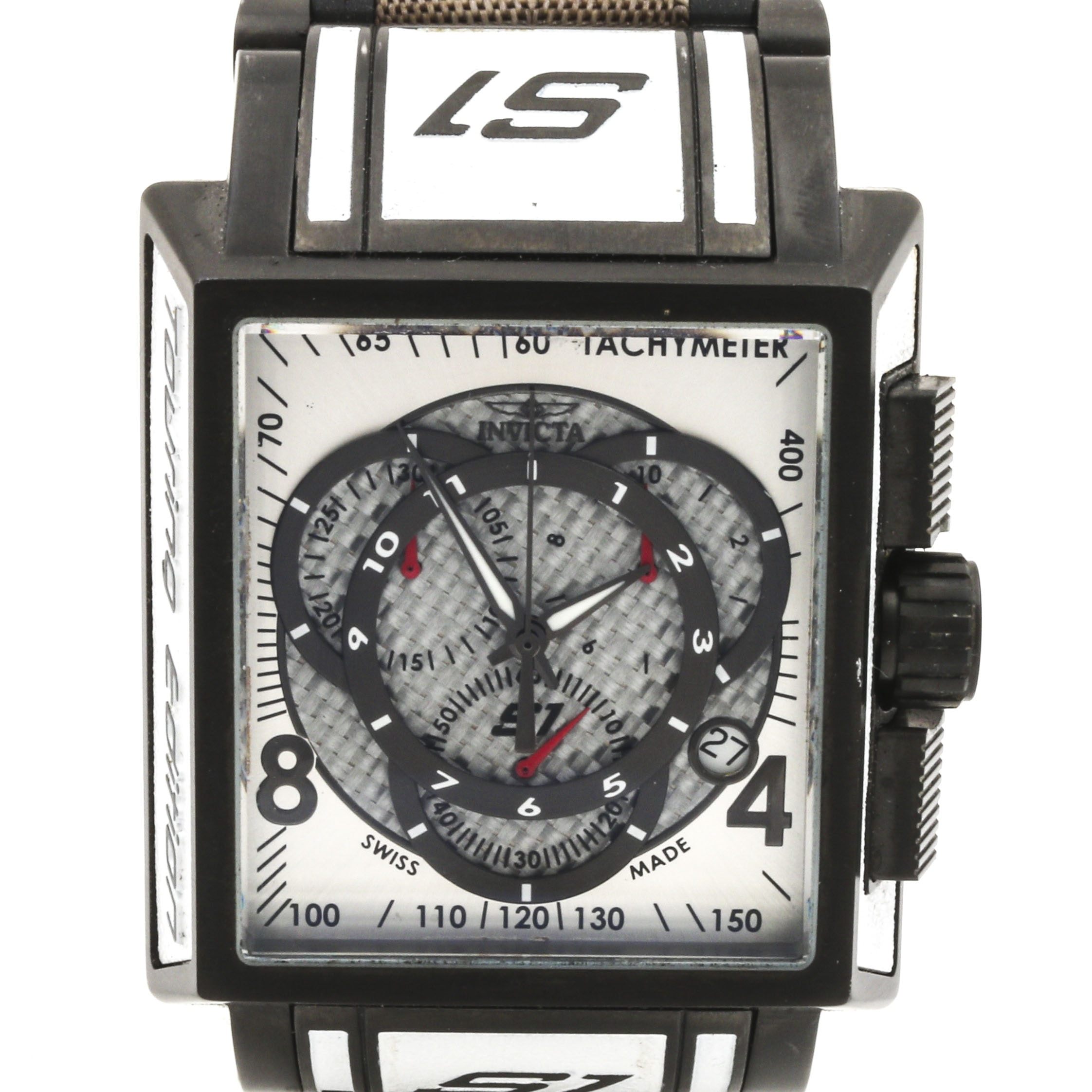 Invicta S1 Touring Edition Stainless Steel Wristwatch