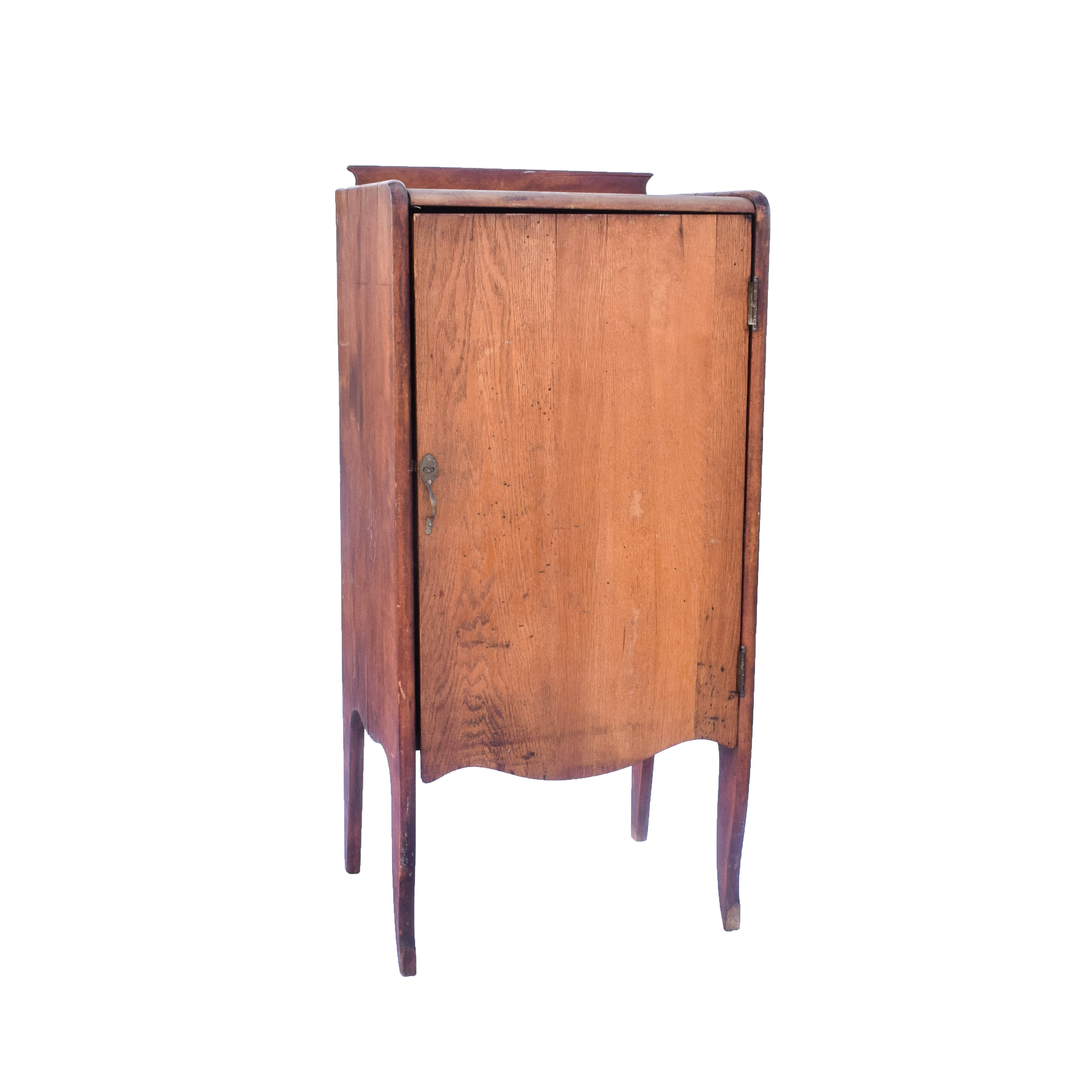Vintage Music Cabinet
