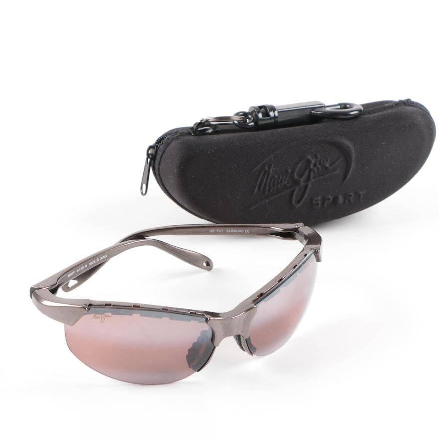 a1c44a565fca Maui Jim Sport Sunglasses with Case | EBTH