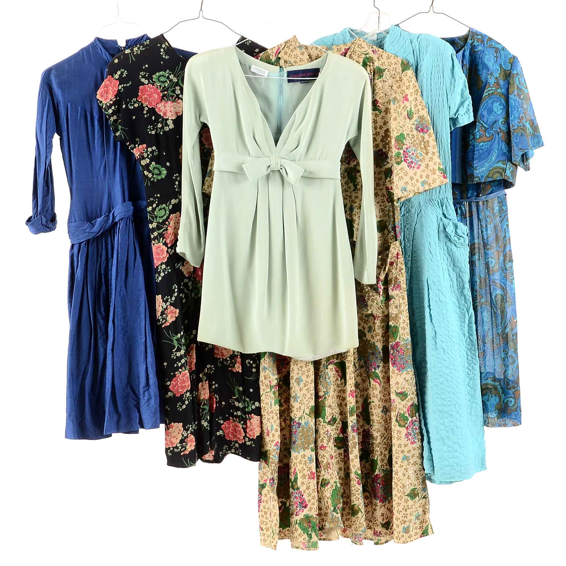 Women's Vintage Day Dresses