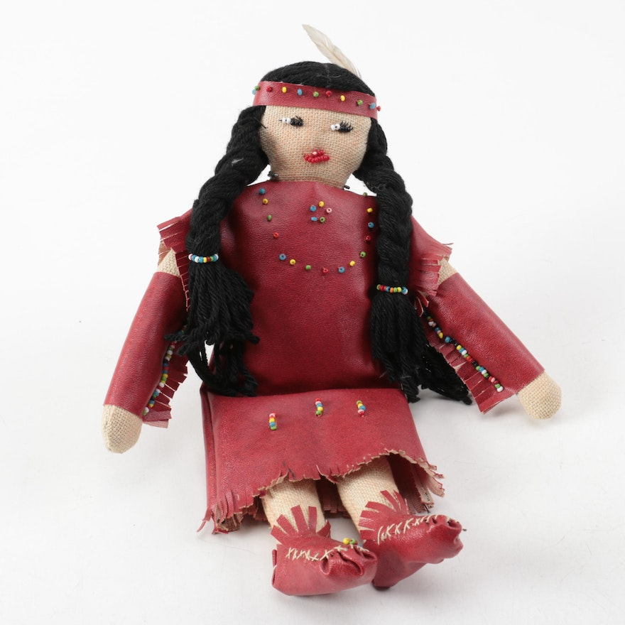 Hand Crafted Dolls House Bears