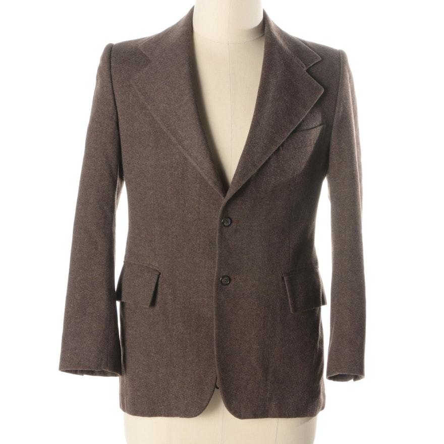 807f1da6d67 Men's Vintage Yves Saint Laurent Sport Coat : EBTH