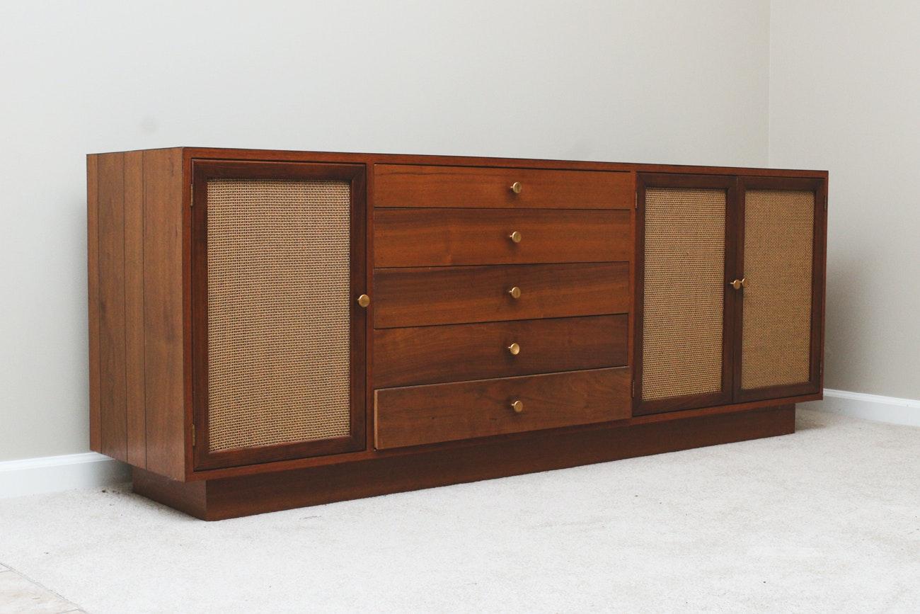 Handmade Mid Century Modern Credenza
