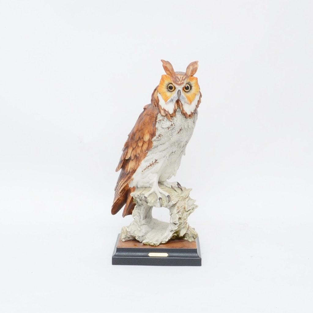 Giuseppe Armani Great Horned Owl