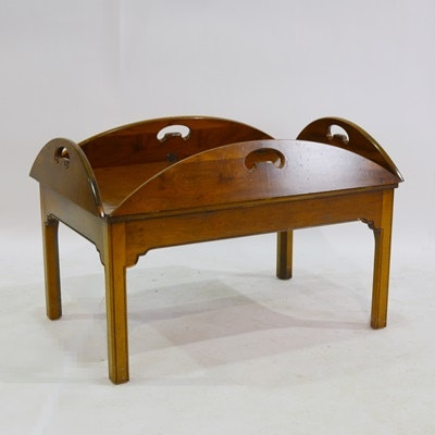 Superbe Wright Table Company Butleru0027s Tray Table ...