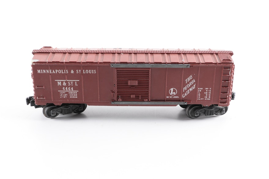 lionel train cars and accessories ebth. Black Bedroom Furniture Sets. Home Design Ideas