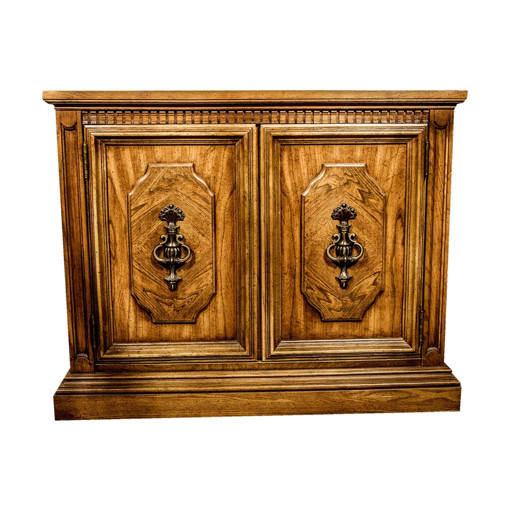 Stanley Furniture Mediterranean Style Server ...