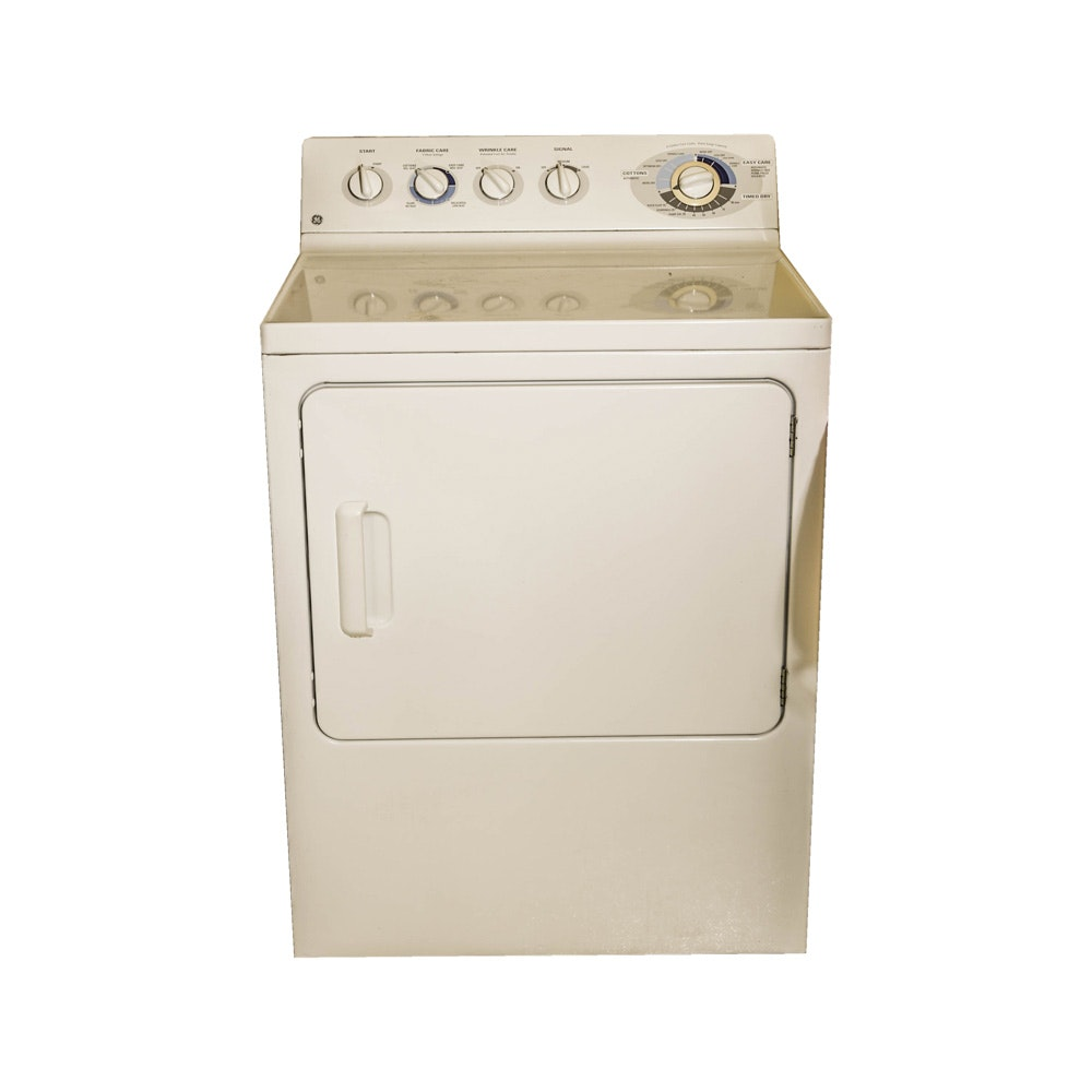 GE Front-Loading Dryer