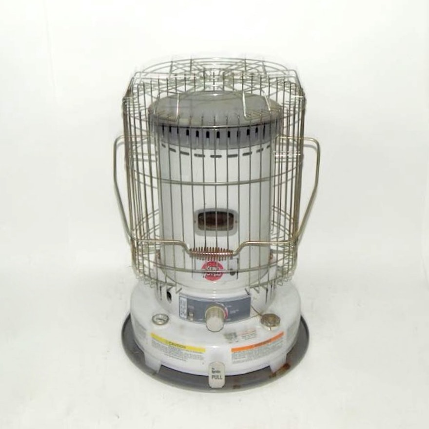 Kero World Indoor KW24C Kerosene Heater : EBTH