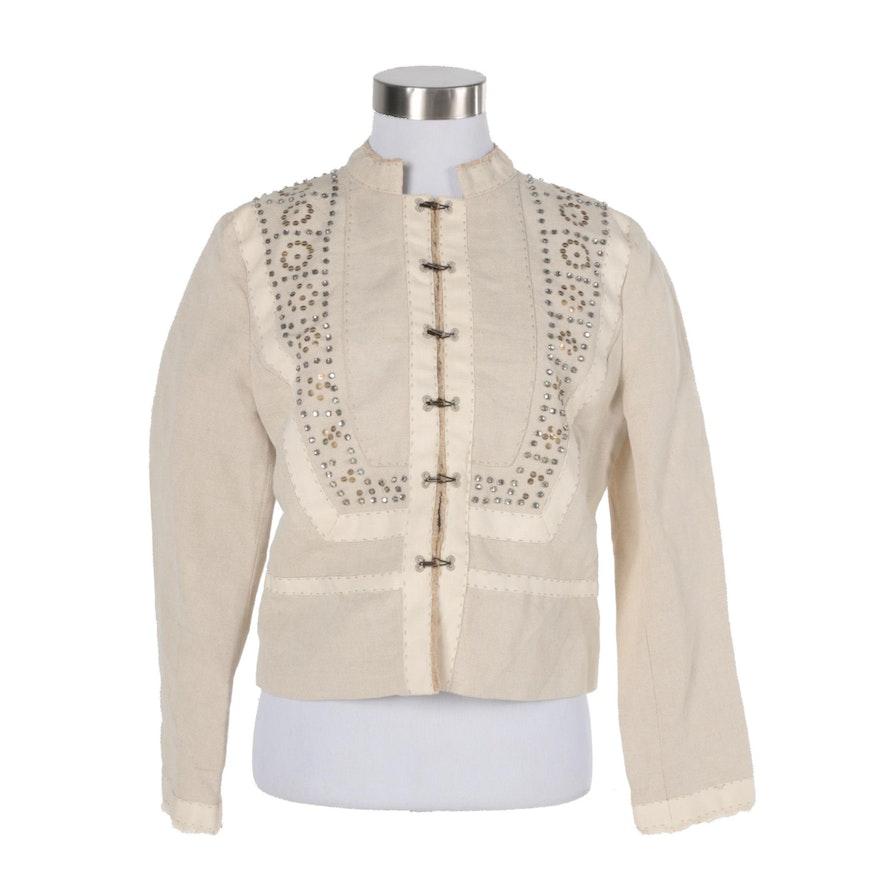 75d0efbd91 Women's Chloé Embellished Jacket