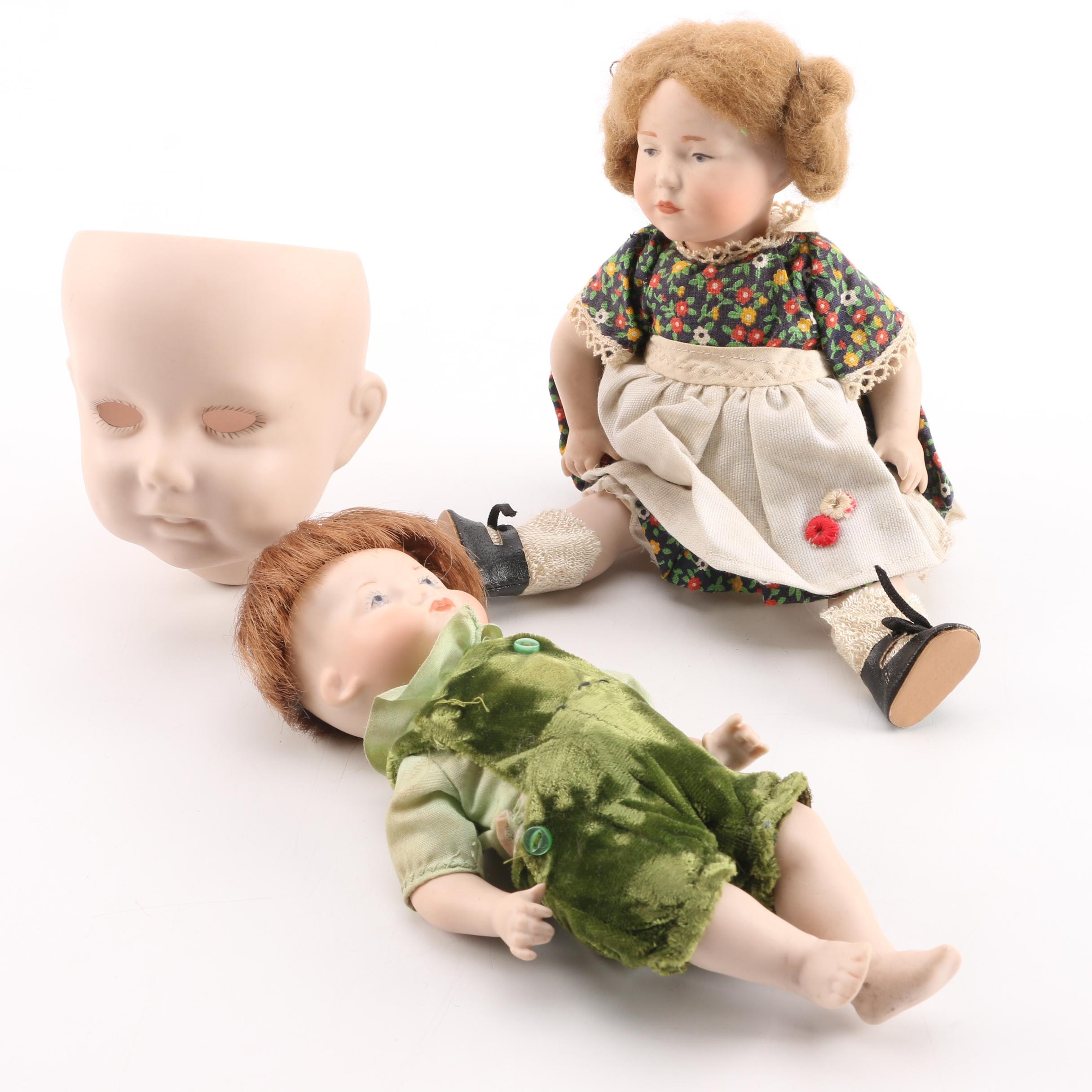 Dolls and Doll Mold