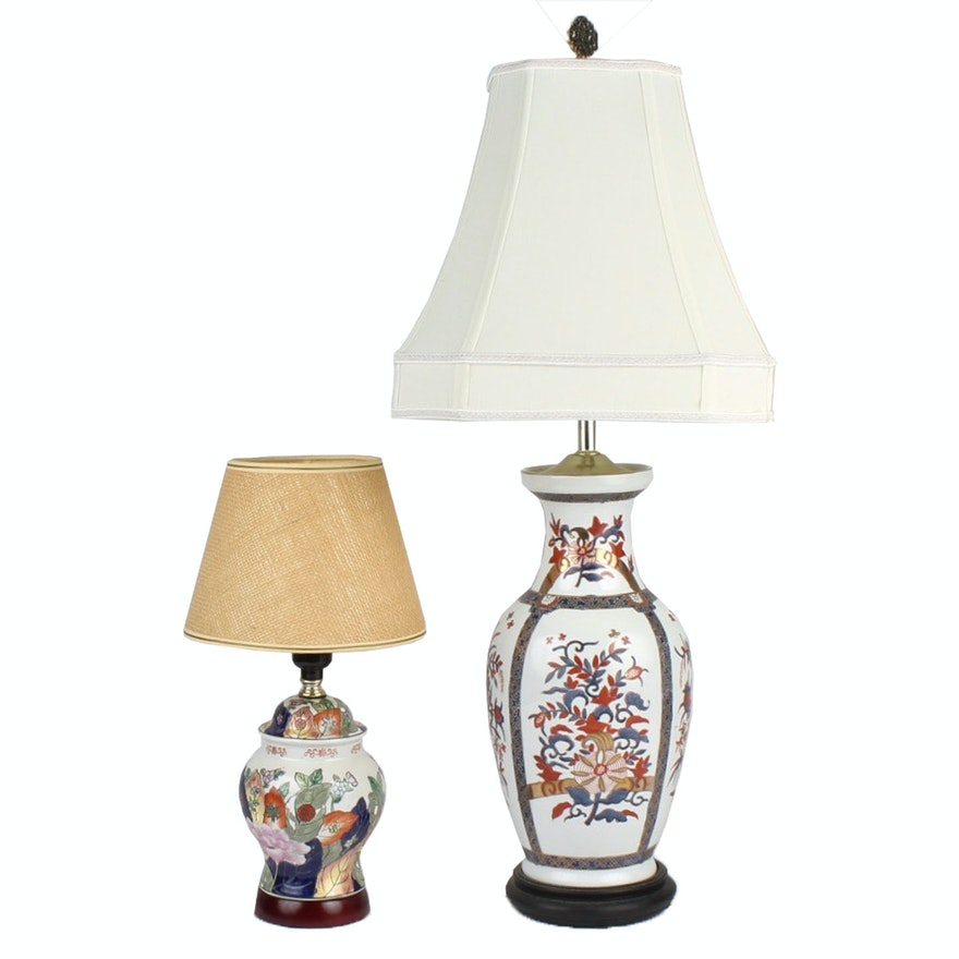 Asian inspired table lamps ebth asian inspired table lamps aloadofball Choice Image
