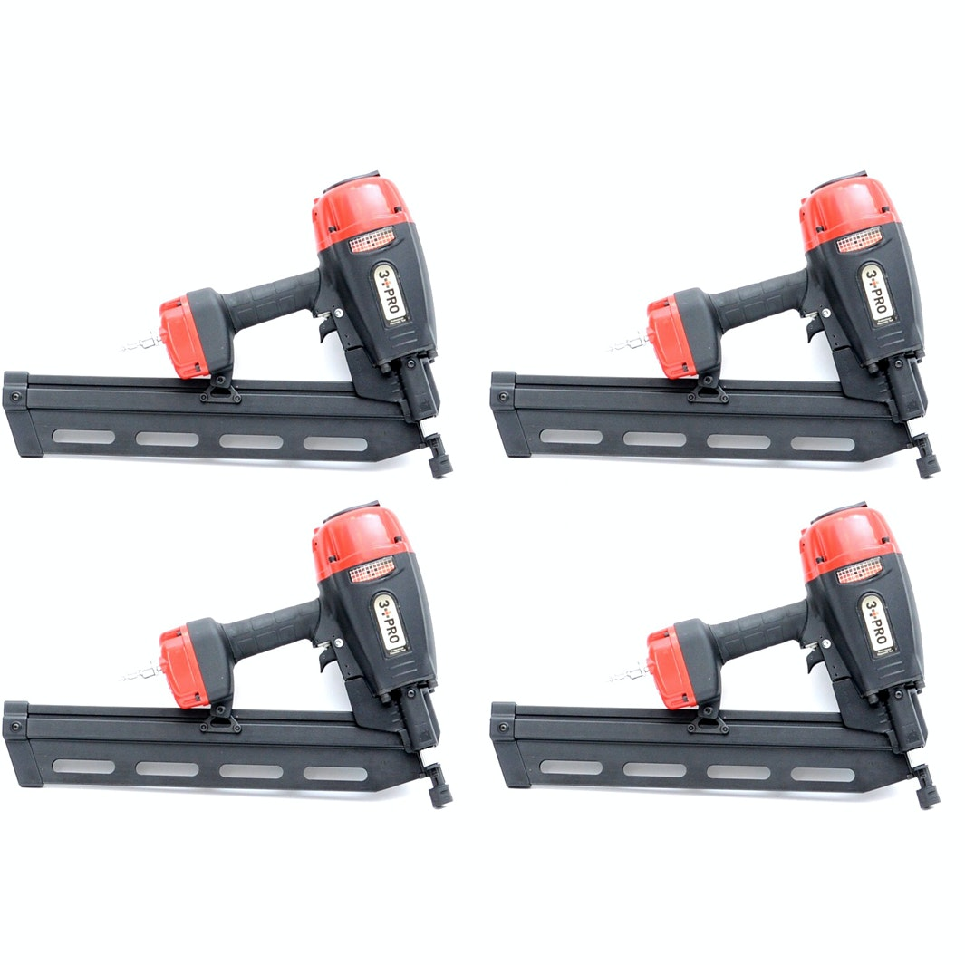 3 PRO Round Headed Framing Nailers