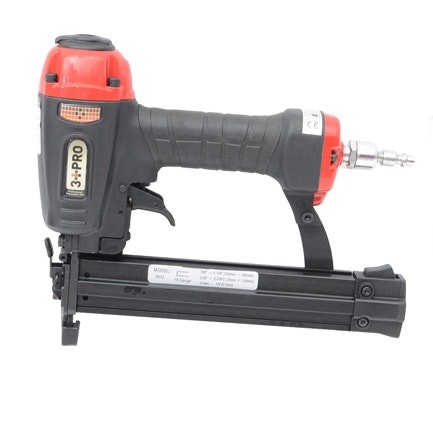 3 PRO 18 Gauge Narrow Crown Staplers