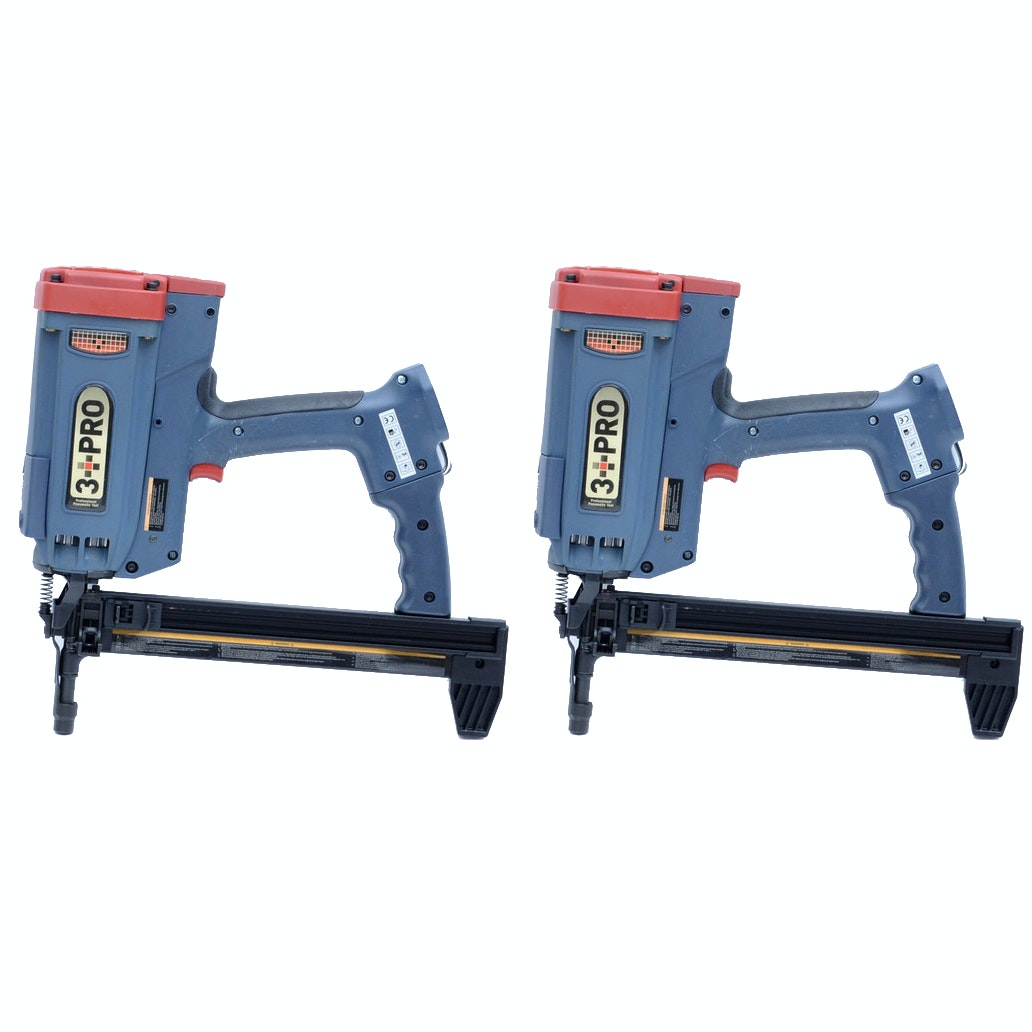 3 PRO Gas Powered Concrete Pinners