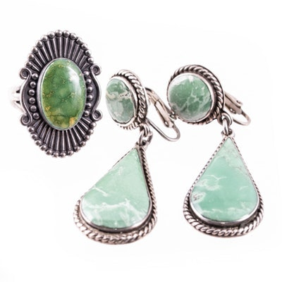 Sterling Silver, Jewelry & More