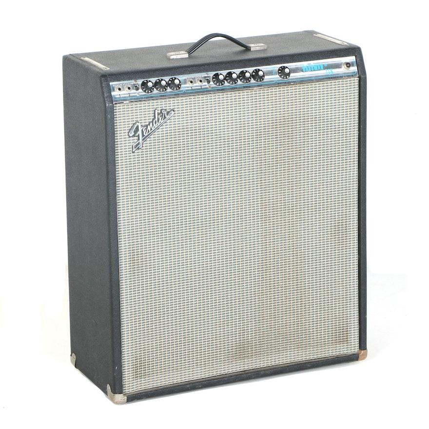 Vintage Fender Bassman Ten Combo Amplifier