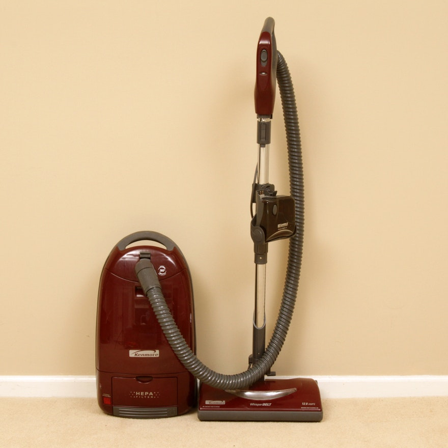 Kenmore Progressive Canister Vacuum