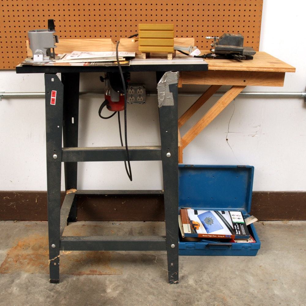 """Incra 24"""" Jig Ultra Woodworking System and Other Power Tools"""