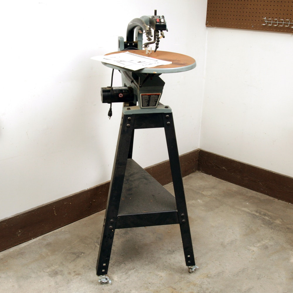 """Delta 18"""" Variable Speed Scroll Saw"""