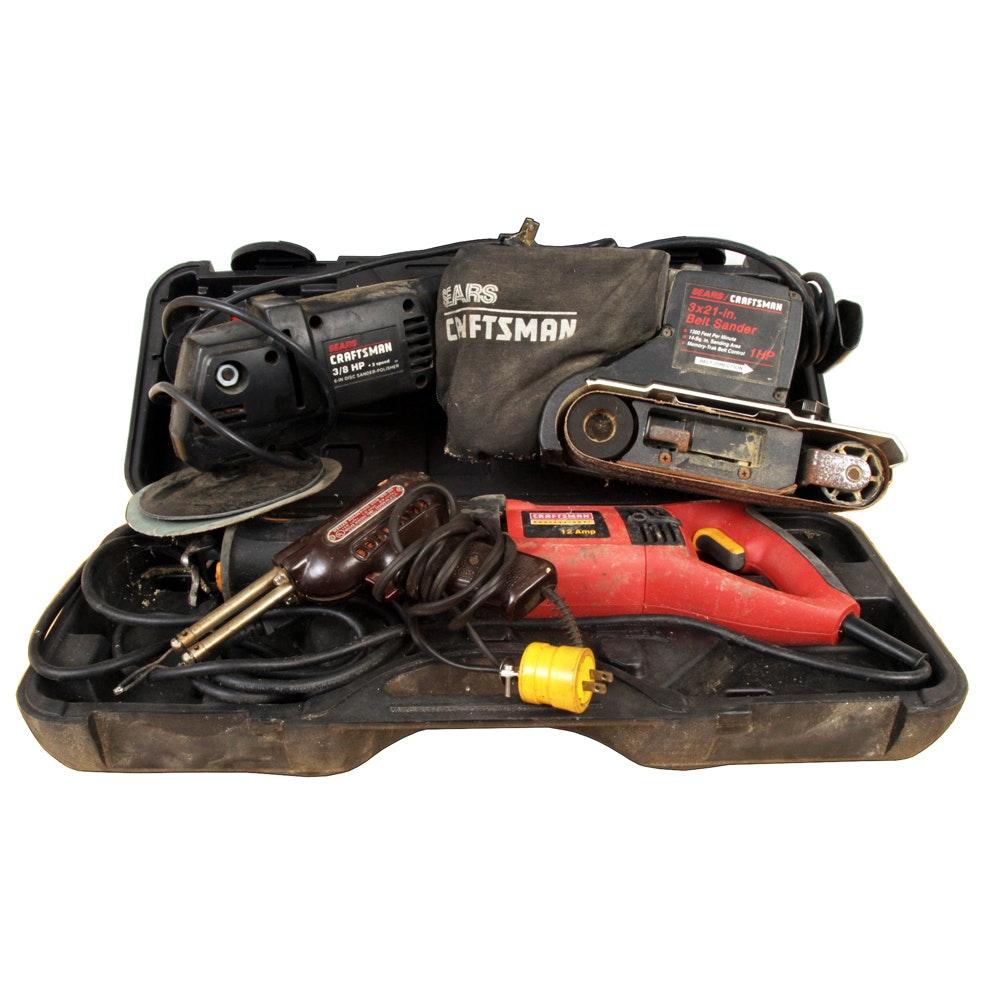 Power Tool Assortment