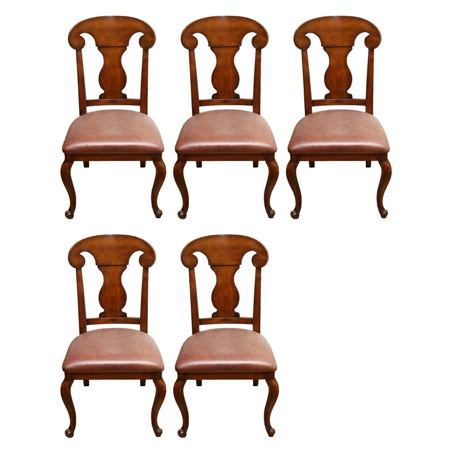 Late Empire Style Dining Chairs By Artistica
