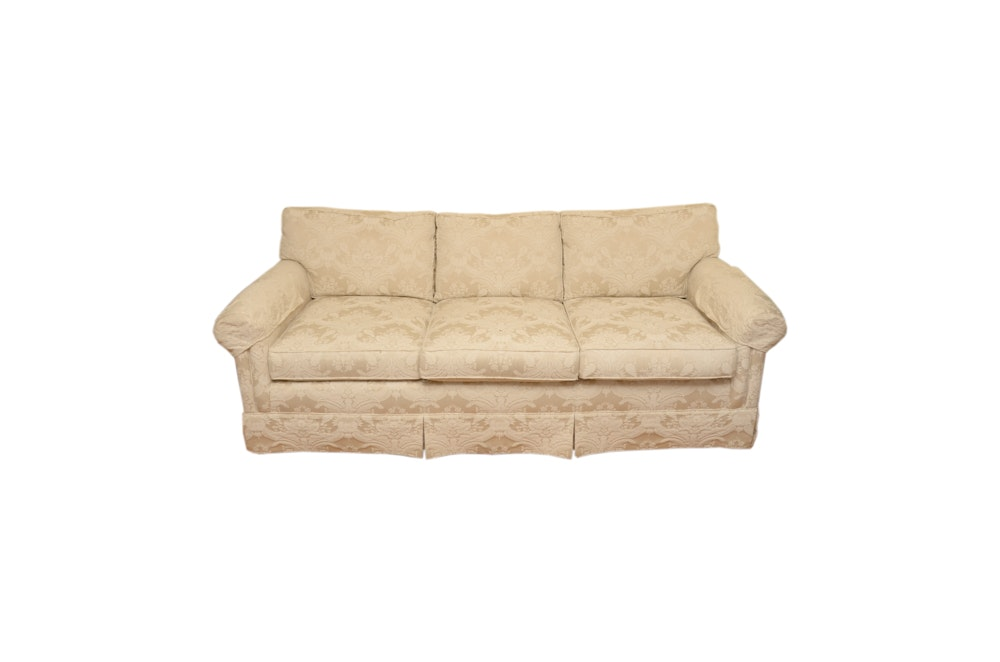 Upholstered Sofa by Drexel Heritage