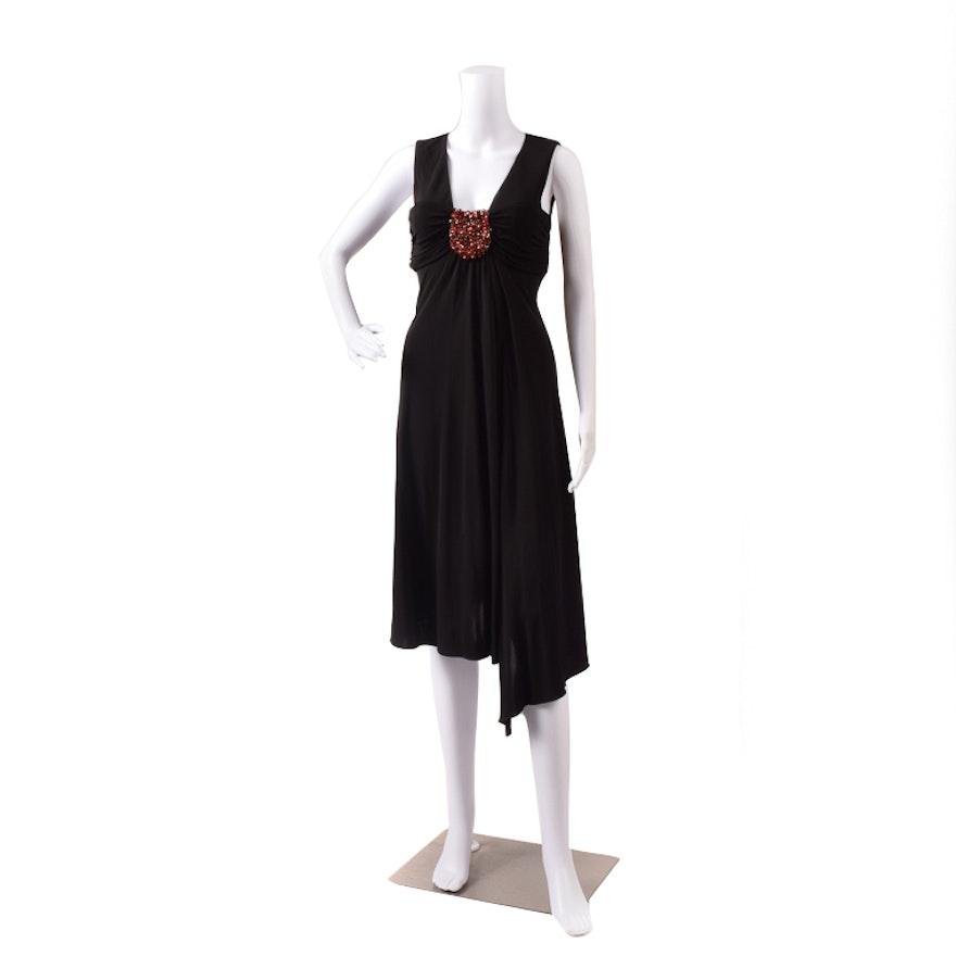 7c1008c74977 David Meister Sleeveless Occasion Dress   EBTH