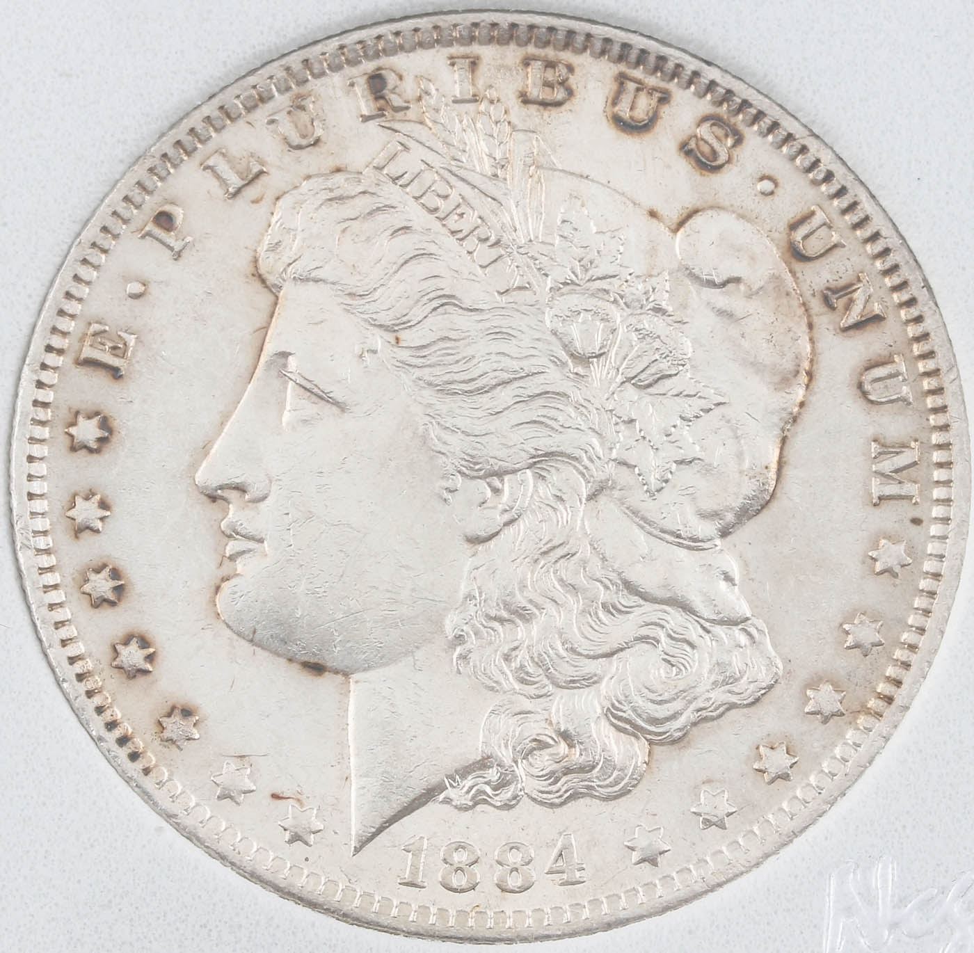 1884-O Silver Morgan Dollar