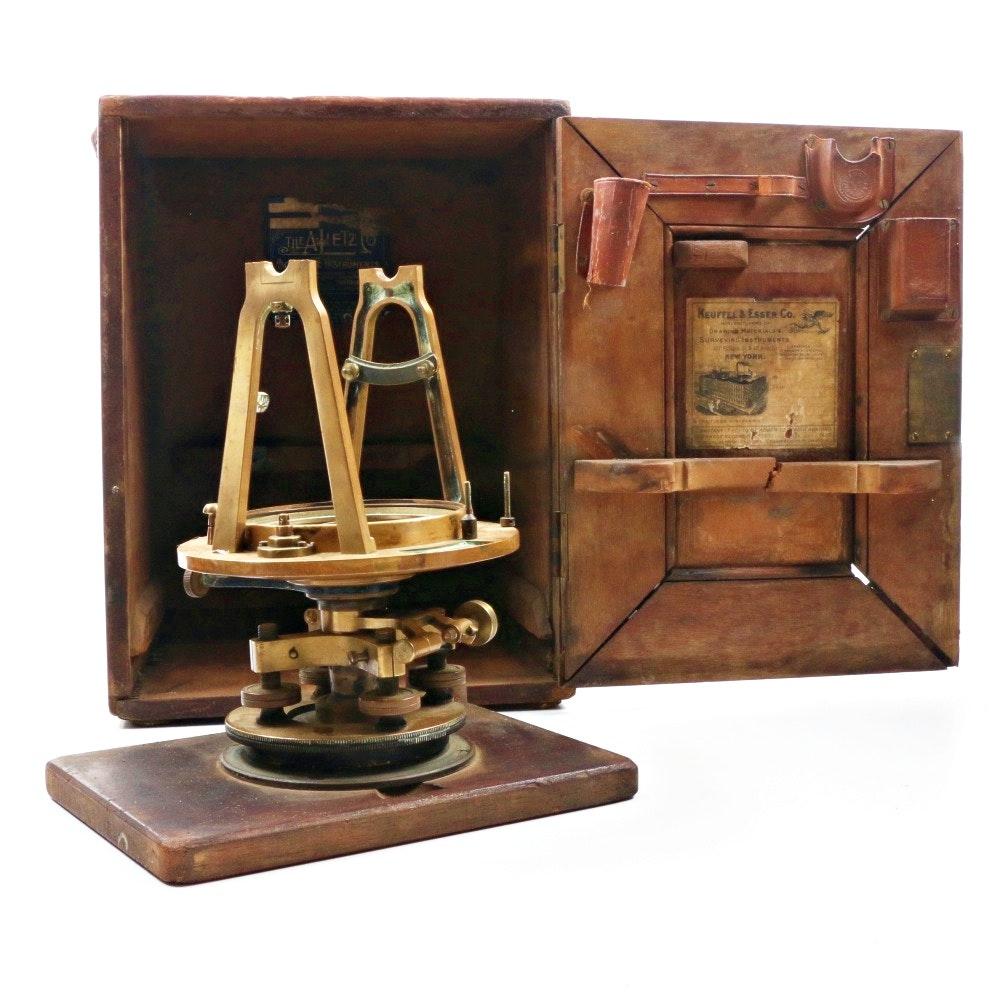 Antique Surveying Equipment