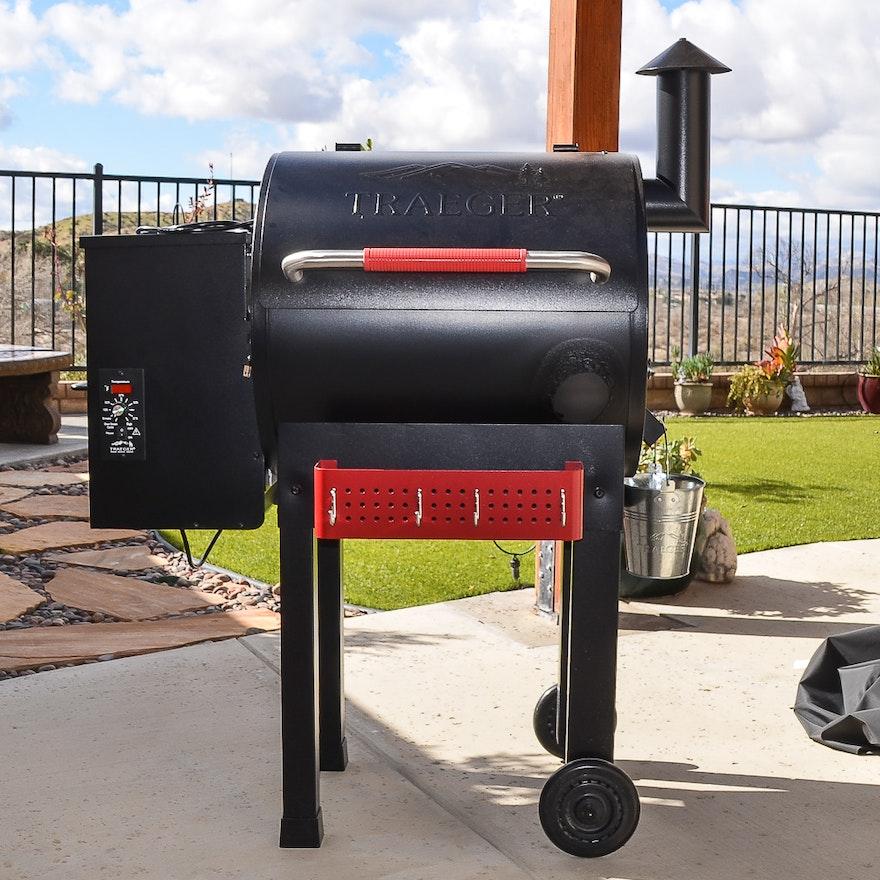 Image result for Traeger Renegade Elite Wood Pellet Grill