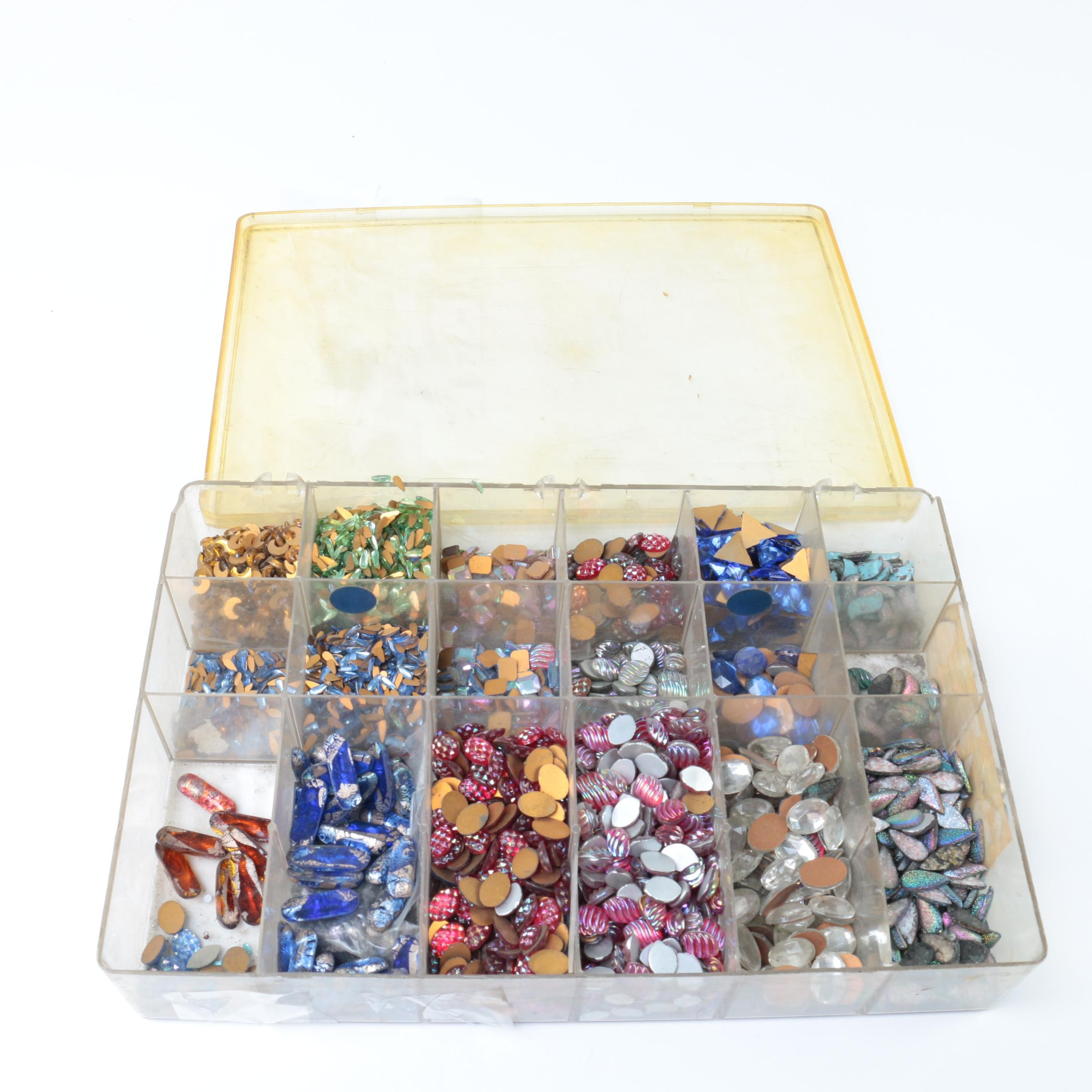 Assortment of Swarovski Crystal Beads