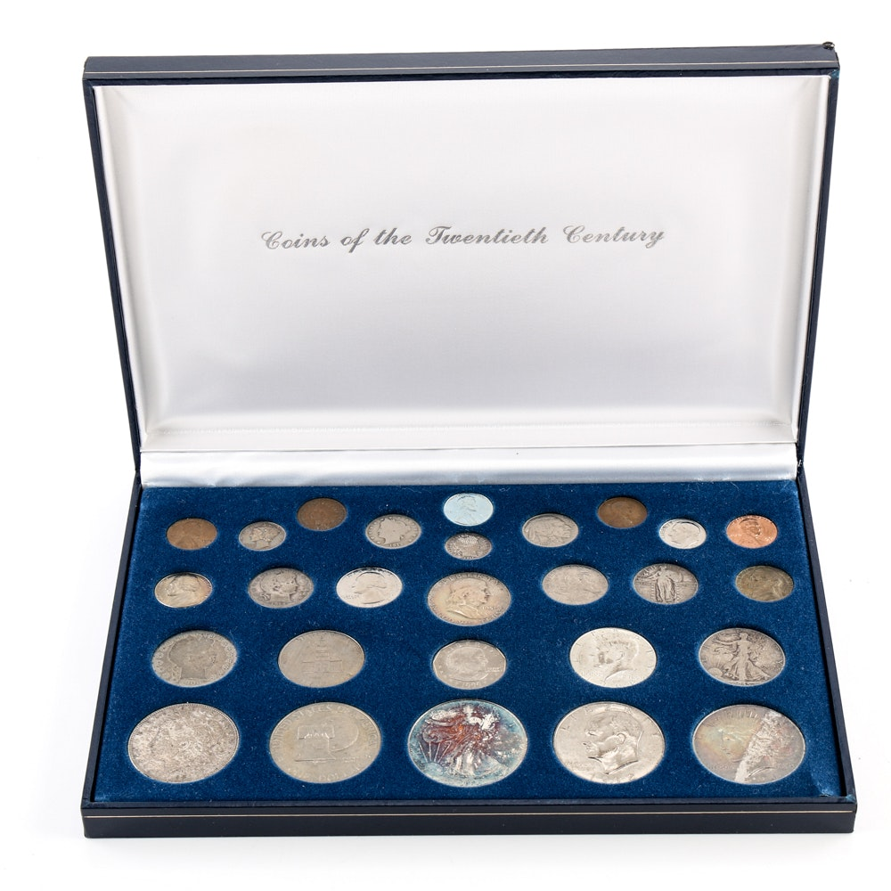 U.S. Coins of the Twentieth Century Coin Set