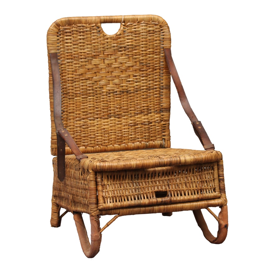 explore foter wicker chairs chair folding