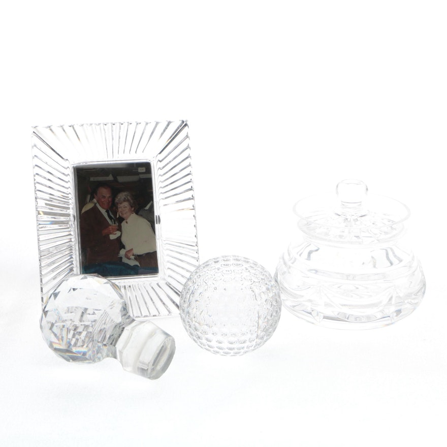 Waterford Crystal Decor And More Ebth